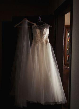 Весільне плаття ( свадебное платье )Анна Челишкіна +ПОДАРУНОК!