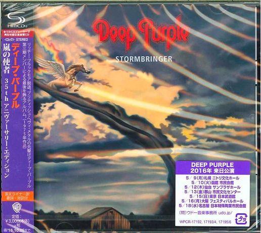 2xSHM-CD_Deep Purple - Stormbringer /2016 JAPAN Edit 35th Ann/_(S/S)