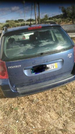 Peugeot 307 1.4 HDi de 2003