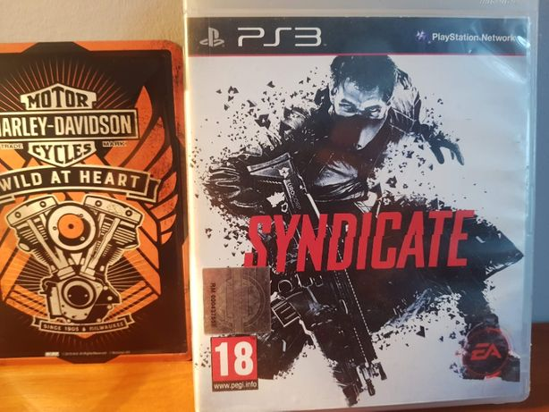 Ps3 Syndicate ,.