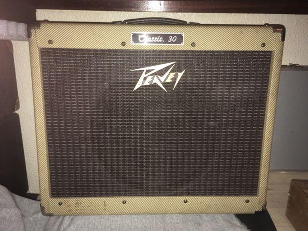 Peavey classic 30 amp guitarra