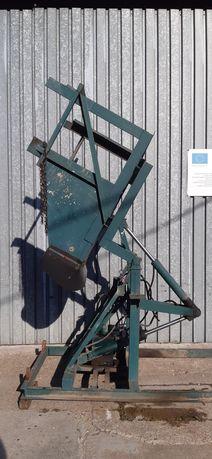 Wywrotnica do skrzyniopalet Skierniewicka fabryka maszyn
