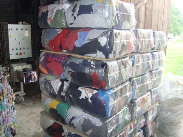 Czyściwo bawełniane kolorowe cięte producent