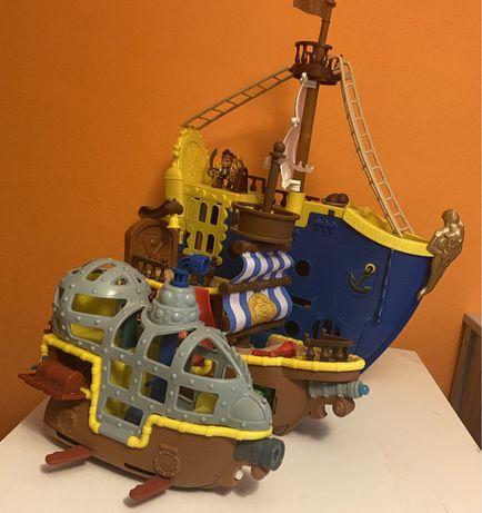 Conjunto Jake e os Piratas
