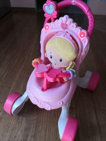 Wózek Fisher Price z lalką