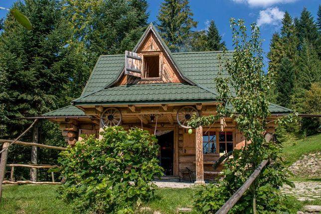Duży domek do wynajęcia. Bacówka w górach. SYLWESTER ZAJĘTY!!!