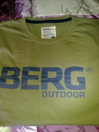 t shirt XL BERG