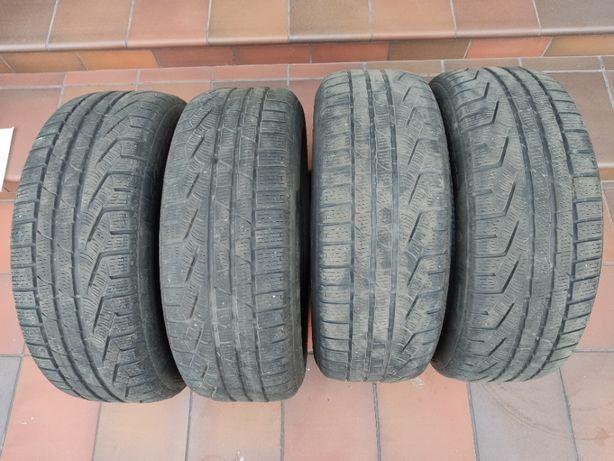 Opony zimowe Pirelli Sottozero 210 Serie 2 Run Flat 225/55/17