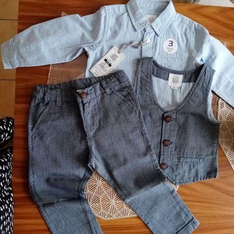 Ubranko dla chłopca, nowe