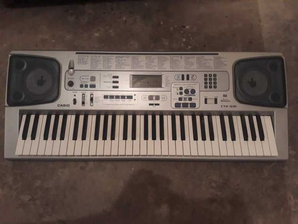 Keyboard CTK 591