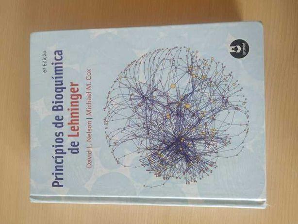 Princípios de Bioquímica de Lehninger - sexta edição em Português
