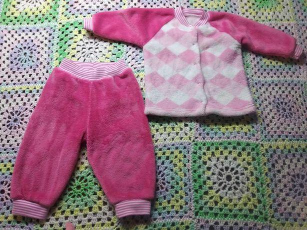 Костюм на девочку 9-12 месяцев