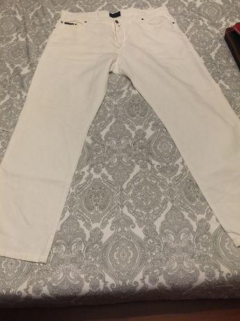 Galças GANT - 50 Sarja branca Homem