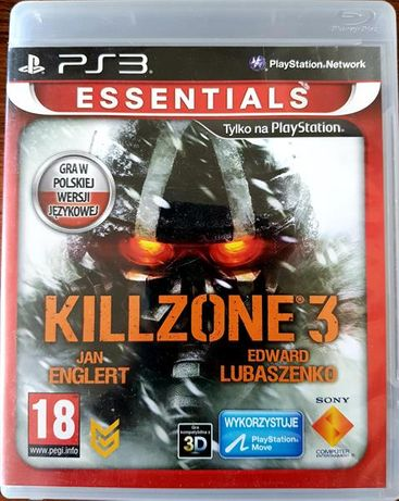 Killzone 3 / PS3 / PlayStation 3