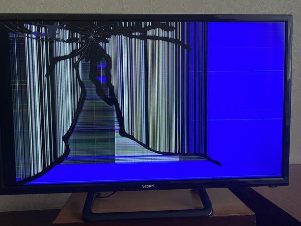 Телевизор Saturn LED-32HD800U на запчасти