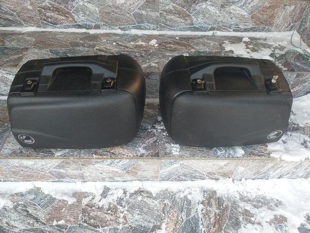Kufry boczne hepco becker 2x40l