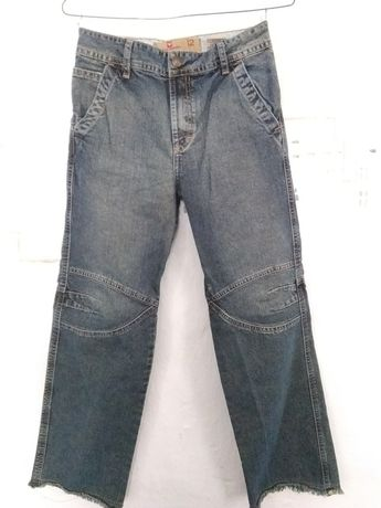 Штани джинсові на хлопчика.