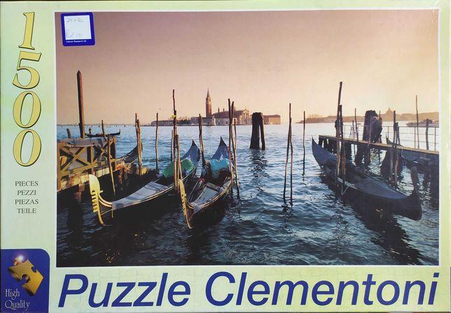 Sprzedam puzzle 1500 Clementoni