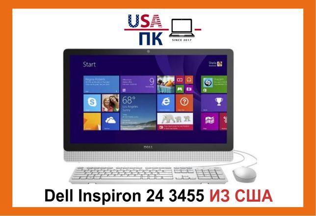 "Моноблок Dell Inspiron 24 3455 / 24"" / A6-7310 / 4Gb / 1000GB HDD"