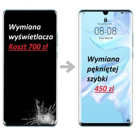 Oryginał Wyświetlacz Huawei P30 PRO | Wymiana Montaż Naprawa Gratis !