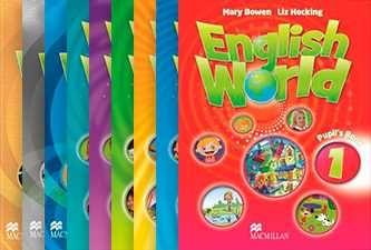 Учебники English World 1,2,3,4,5,6