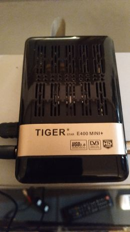 Спутниковый ресивер Tiger E400 mini+