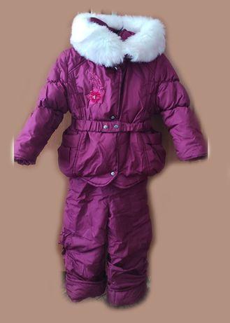 Зимовий дитячий костюм