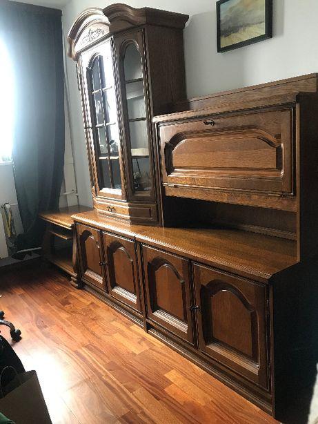 meble klasyczne do salonu lub gabinetu - z fabryki w Swarzędzu