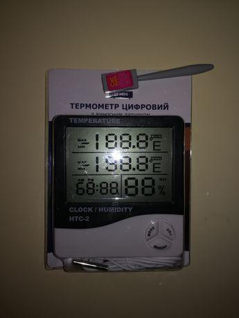 Метеостанция Гигрометр термометр