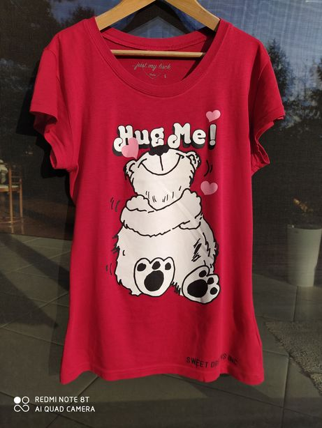 T-shirt Cubus roz. S