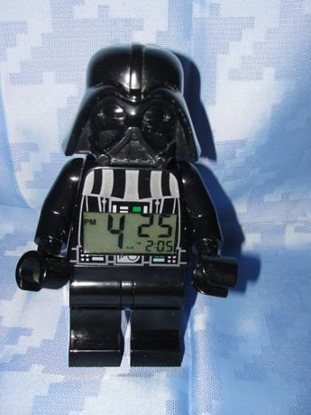 LEGO Star Wars Zegarek Budzik Darth Vader
