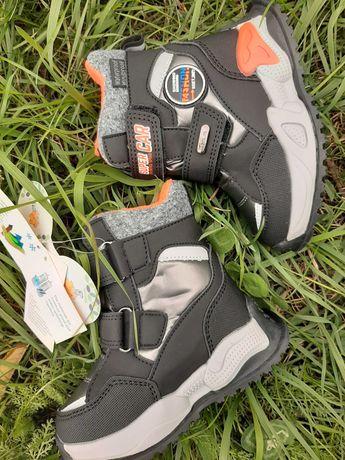 Сноубутсы термоботинки ботинки для мальчика я Том.М