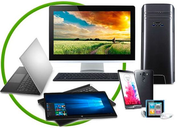Переустановка Windows, установка программ, ремонт телефонов