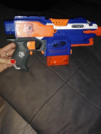 Nerf na baterię 6 strzałek