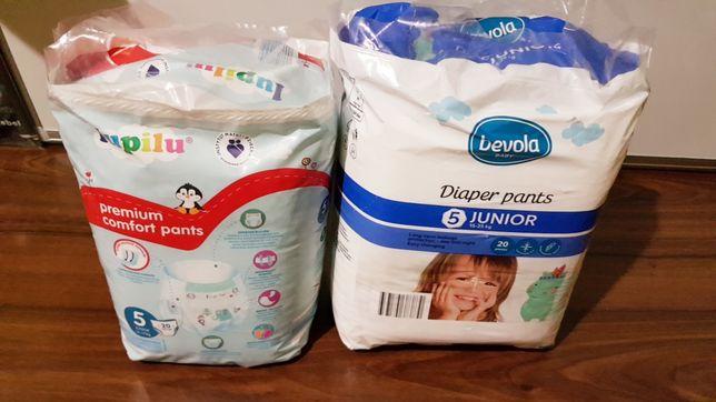 2 paczki pieluchomajtek nowe