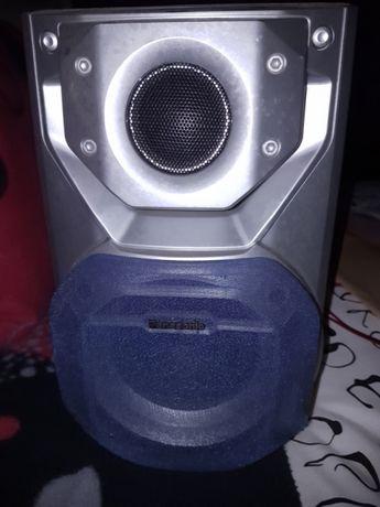 Aparelho de som Panasonic 5 Cd