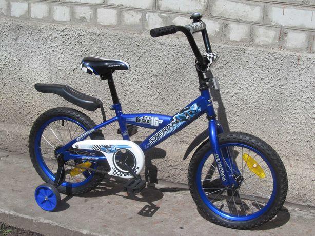 """Продам детский велосипед Stern Rocket.16""""."""