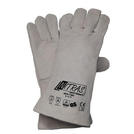 Краги SAFE NITRAS с подкладкой, для сварочных работ. Недорого.