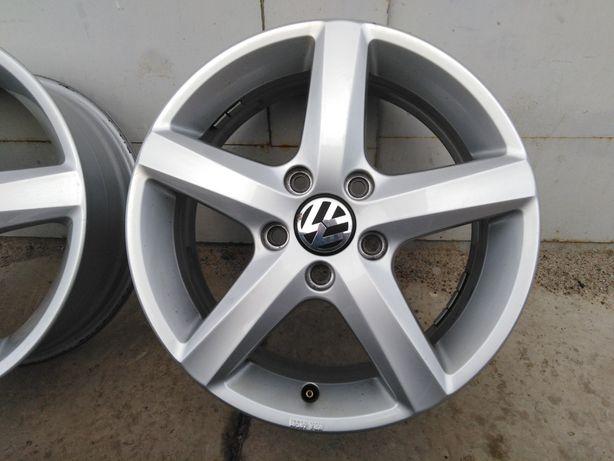 Оригінальні диски Volkswagen R16 5 112. Seat, Skoda.