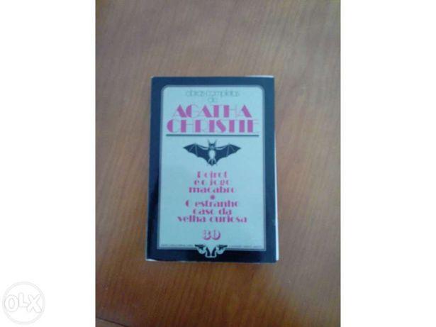 Poirot e o jogo Macabro,Autor Agatha cristhie. Portes incluidos