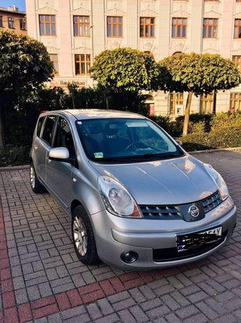 Nissan Note 2008 r