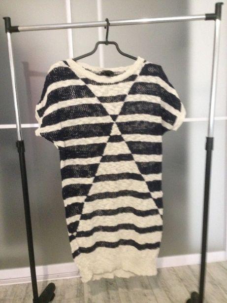 платье вязанное Mango