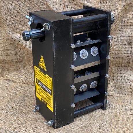 Измельчитель веток,дробилка,щепорез,режущий модуль(рубит до 10 см.)