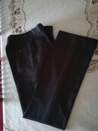 Spodnie garniturowe męskie r 176/80