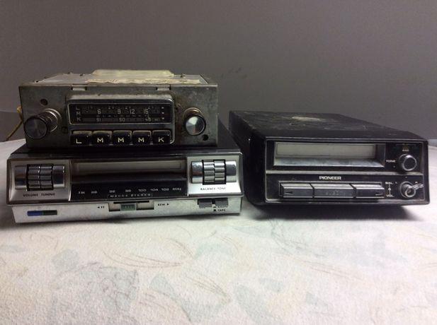 Radios antigos para restaurar