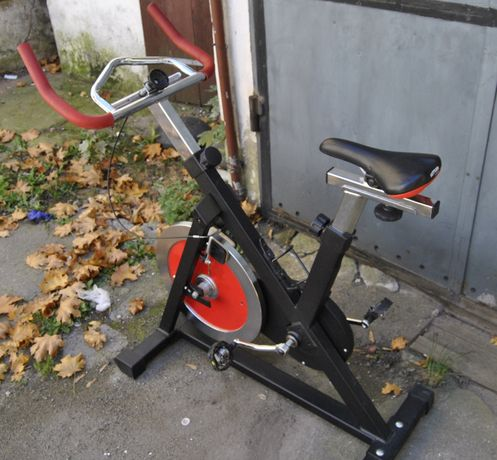 Rower Kettler Speed ostre koło spiningowy