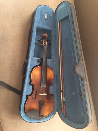 Скрипка целая