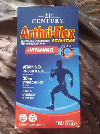 Arthri Flex Advantage + Vitamin D3 Przywiezione z USA