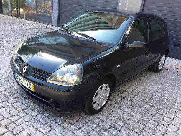 Renault Clio 1.2 16 v ipo em DIA UM dono