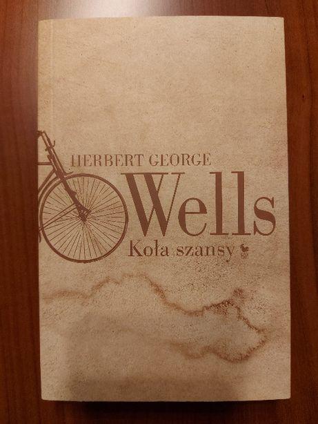 "Książka ""Koła szansy"" autor Herbert George Wells"